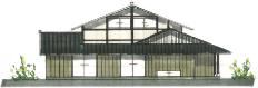 荒川建設株式会社 モデルハウス イメージ